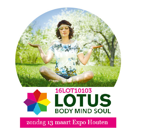 Lotus beurs 2016kortingscode