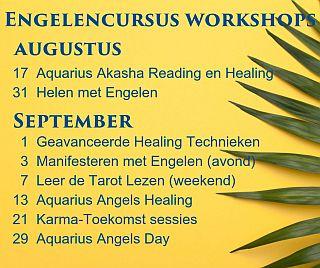 Engelen cursussen 2019 engelencursus Annelies Hoornik