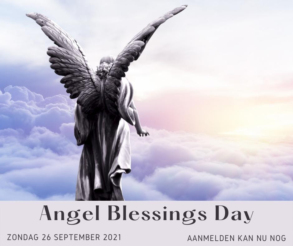 Angel Blessings Day 2021 Transformatie