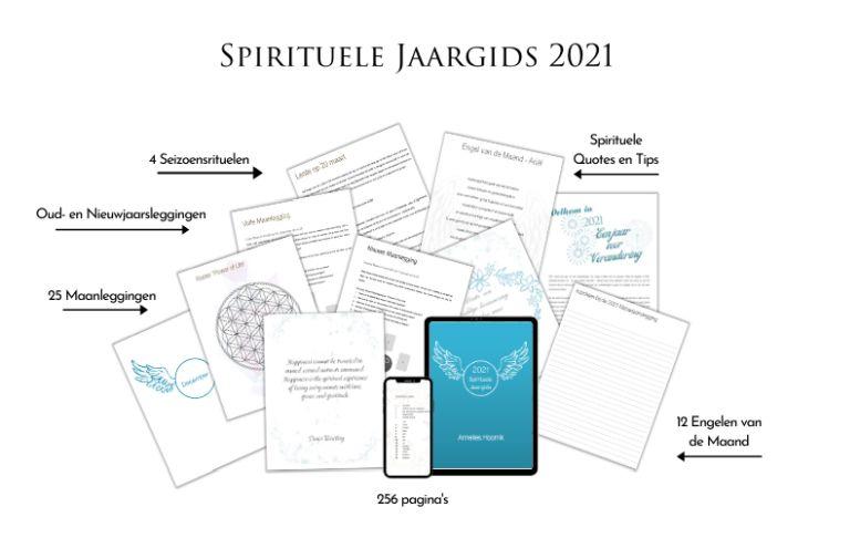 Spirituele Jaargids engelenpoorten engelen horoscoop 2021