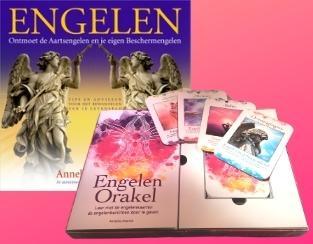 Engelen en Engelen Orakel in de aanbieding