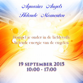 Aquarius Angels Helende Momenten met Annelies Hoornik