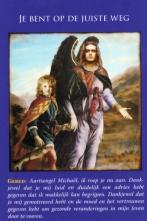 aartsengel Michael engelen kaart Doreen Virtue