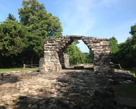 Cozumel Ruines - Annelies Hoornik