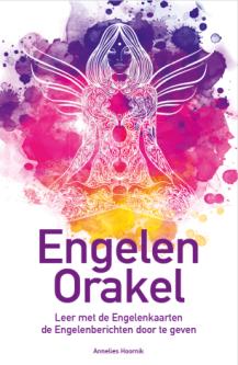 Engel orkakel boek met kaarten thuis cursus