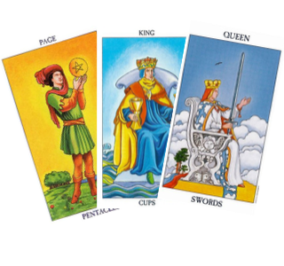 Tarot Verdieping workshop Hofkaarten en Reversed