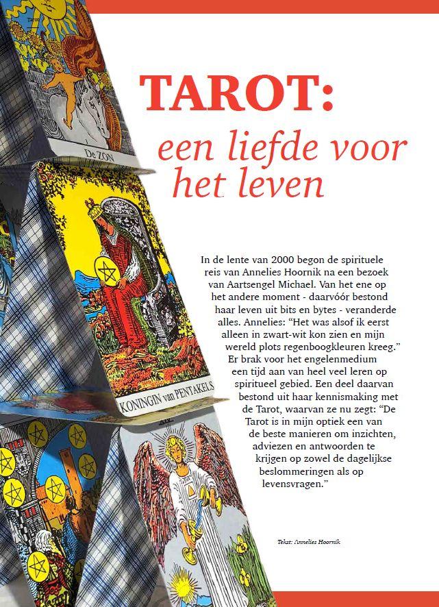 Paravisie Tarot een liefde voor het leven Annelies Hoornik