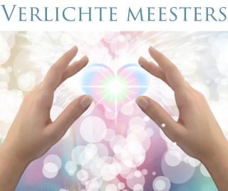 Online workshop Werken met de Verlichte Meesters bij engelencursus