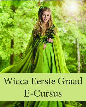 Wicca eerste graad Thuis-cursussen online leren ecursus