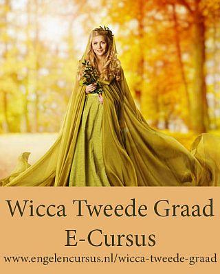 Wicca Tweede Graad Jaargang 12 lessen