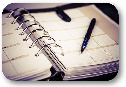 Spirituele Agenda en Kalender