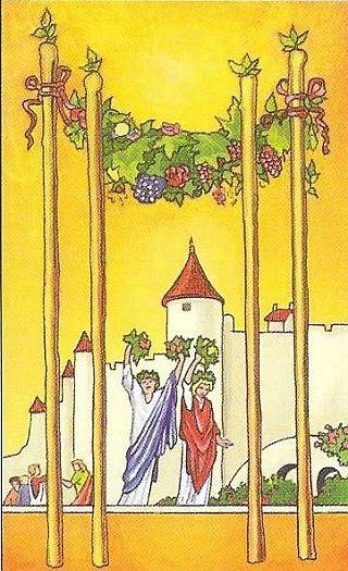 Tarot Tip symboliek