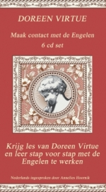 Maak contact met de engelen 6 cd set Doreen Virtue