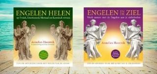 Engelen boeken van Annelies Hoornik met korting