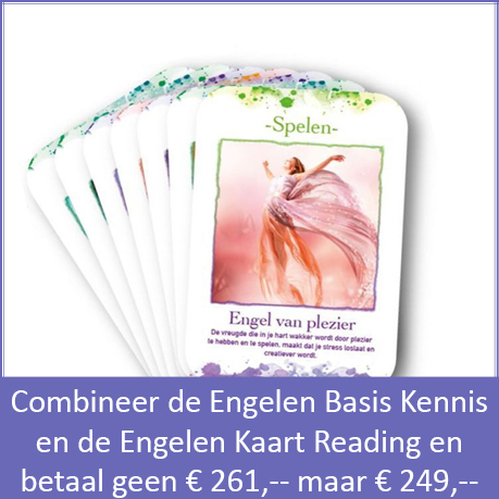 Engelen Basis Kennis Kaart Reading weekend