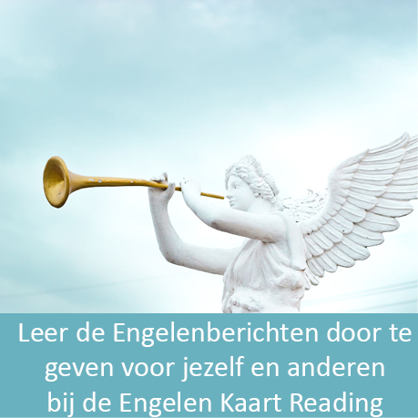 Engelen Kaart Reading workshop