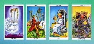 Tarot Tip van Engelencursus