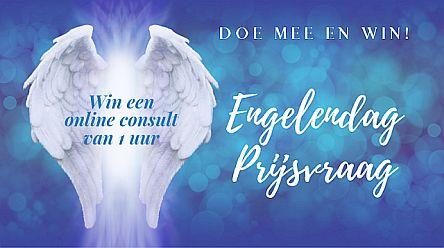 Doe mee en win een engelen consult van een uur met Annelies Hoornik