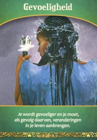 Gevoeligheid - Levensdoel kaarten Doreen Virtue