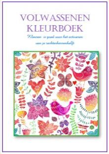 Vul de Engelencursus enquête in en ontvang een gratis kleurboek in pdf formaat