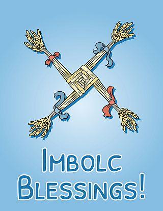 Imbolc en even geen consulten bij Engelencursus