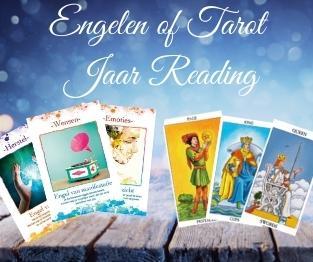 Engelen en of Tarot Jaar Reading