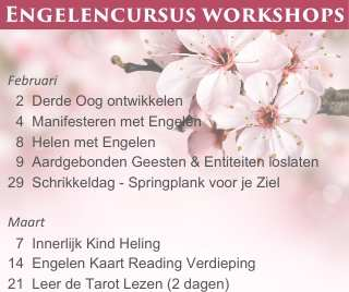 Winter workshops 2020 bij Engelencursus