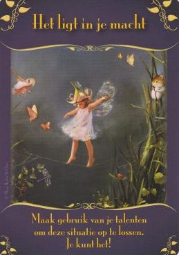 engelen kaart Doreen Virtue