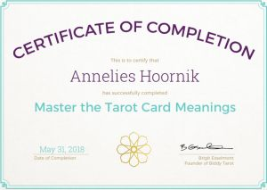 Biddy Tarot Master the Tarot Card Meanings