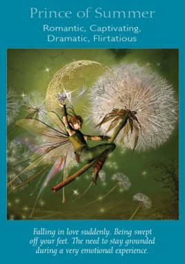 Fairy Tarot kaarten Doreen Virtue