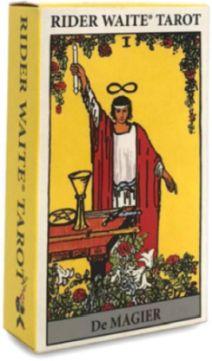 Rider Waite Smit Tarot kaartenset