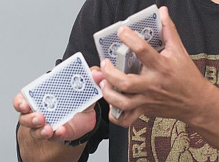 Tarot Tip gedraaide kaarten
