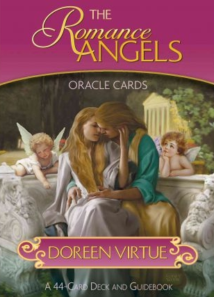 The Romance Angels Oracle Cards - Doreen Virtue