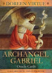 Archangel Gabriel Oracle Cards Doreen Virtue