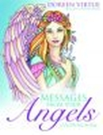 Messages from the Fairies and Angels coloring books Doreen Virtue