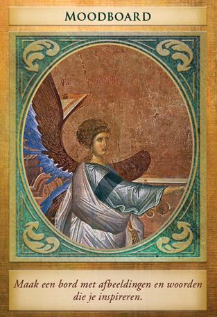 loslaten aartsengel Gabriel orakel kaarten doreen virtue