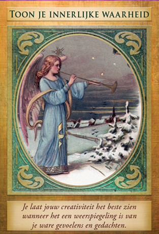 aartsengel Gabriel orakel kaarten doreen virtue