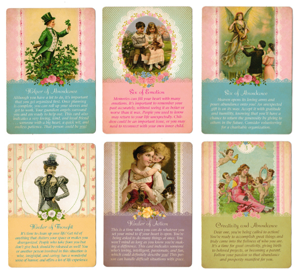 Guardian Angel Tarot Doreen Virtue