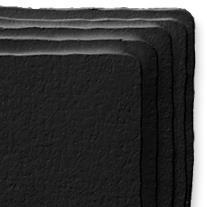 Zentangle tegels 20 stuks zwart