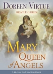 Mary Queen of Angels Oracle cards Doreen Virtue