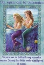 Zeemeerminnen en Dolfijnen Orakel Kaarten Doreen Virtue