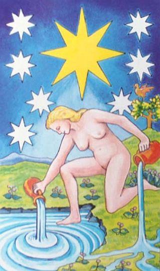 Tarot Tip Grote Arcana voor spirituele vragen