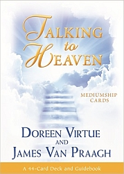 Talking to heaven oracle cards van Doreen Virtue