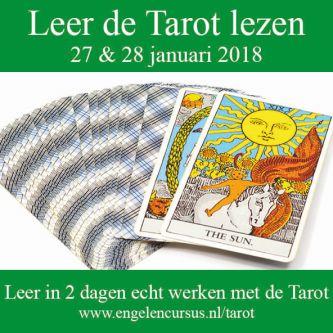 Engelencursus Leer nu Tarot leggen en lezen