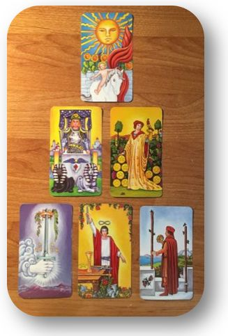 Tarot kaartlegging Tarot workshop