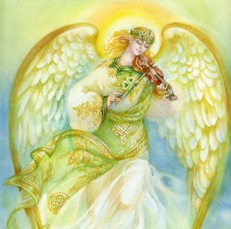 De Engelenkoren in de triaden van de hemelse hierarchie
