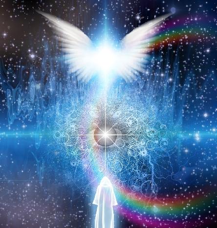 Tronen de engelen van de derde Triade