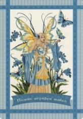 Helen met de engelen kaart Doreen Virtue