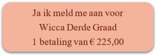 Wicca Derde Graad Jaargang Download