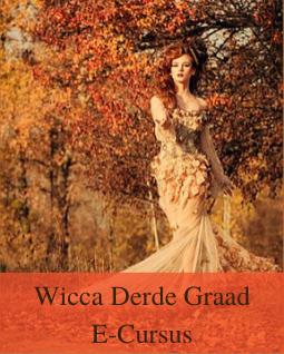 Wicca Derde Graad E-Cursus